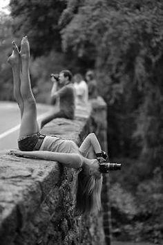 dancer/ photographer....pretty feet