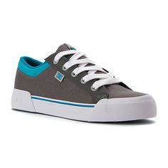 """""""DC Shoes Danni - Women's"""" Athletic Women, Athletic Shoes, Sneakers, Fashion, Tennis, Moda, Slippers, Fashion Styles, Shoes Sport"""