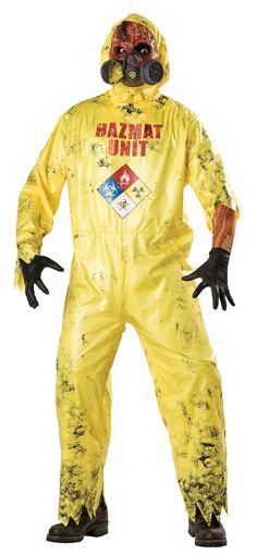 Hazmat Costumes ~ Toxic Fun For Halloween | Best Halloween Costumes & Decor