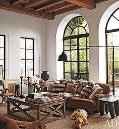 alfredo paredes' east village apartment . interior designer at ralph lauren