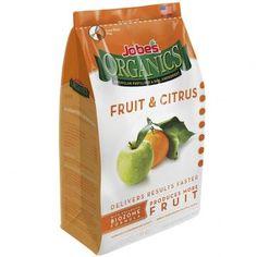 Jobe's Organics Fruit & Citrus Fertilizer with Biozome
