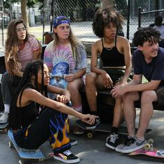 2018 is the year of the coming-of-age skate movie Girls Skate, Skate Style Girl, Skater Girl Style, Boys Lindos, Skater Girl Outfits, Skate Outfits, Indie Kids, Skater Boys, My Vibe