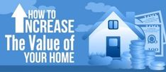 Increasing the value of your home prior to listing it for sale.