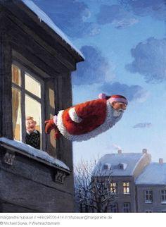 // Weihnachtsmann - Michael Sowa