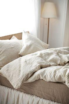 Bed linen Duvet Covers - - - - Bed linen Zara Home - Best Bedding Sets, Luxury Bedding Sets, Duvet Bedding, Linen Bedding, Bed Linens, Comforter Sets, King Comforter, Linen Fabric, Cream Bedding