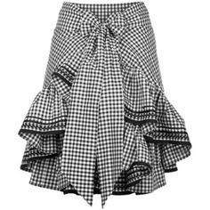 Nibbles Sips Food and Drinks to try Faldas. African Fashion Skirts, African Dress, Fashion Dresses, Blouse And Skirt, Dress Skirt, Girl Fashion, Womens Fashion, Fashion Design, Jupe Short
