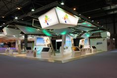 Stand de @ATBIllesBalears at last #Fitur2014 edition. More than 560 m2 of surface