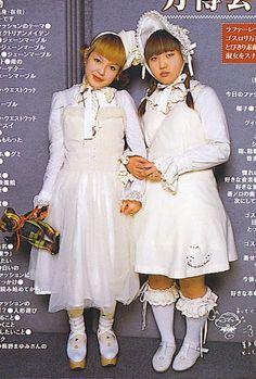 F Yeah Lolita: Old School Sweet Lolita: Angelically Sweet