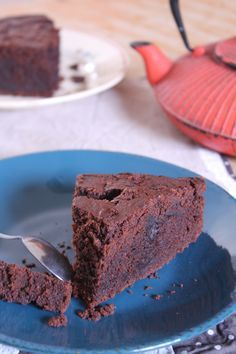 Gâteau au chocolat vegan ultra moelleux