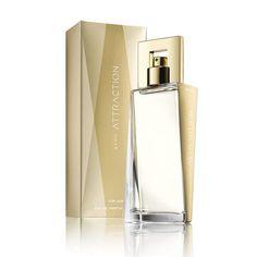 Avon Attraction Deo Parfum for Her