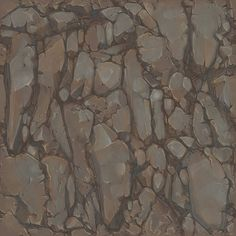 stylized texture rock - Google Search