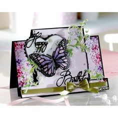 Sara Davies Butterfly Lullaby Collection 4