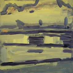 Simon Carter, Evening of July, 2012 Contemporary Landscape, Contemporary Paintings, Abstract Landscape, Abstract Art, Paintings I Love, Seascape Paintings, Landscape Paintings, Simon Carter, Organic Art