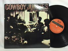 Cowboy Junkies The Trinity Session 1988 Original RCA Label LP Vinyl Record