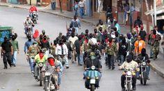 colectivos chavistas   Los Tupamaro, la fuerza de choque del chavismo   Latinoamérica ...