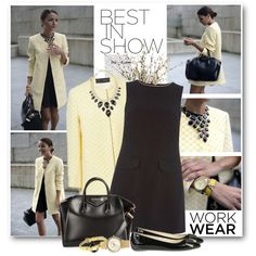 Spring Office Work Clothing For Women Over 50 (2)