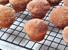 these apple cider donut muffins just blew away my previous favs. so easy, so delicious, make them now!