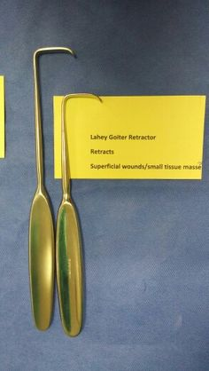 Lahey Goiter Retractor