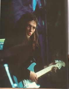 pinkfloyded: David Gilmour 1970 from the book Pink Floyd- The Black Strat David Gilmour Pink Floyd, David Gilmour Guitar, Dave Gilmour, Music Love, Music Is Life, Rock Music, Musica Mantra, The Beatles, Axl Rose