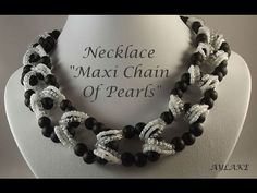 "How to do ""Maxi Chain Of Pearls"" - YouTube"
