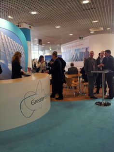 #MIPIM2014 kicks off - A look at our Greater Birmingham stand