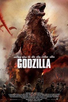 *** Godzilla (2014) DVD