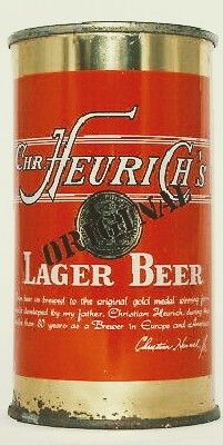 Chr. HEURICH'S Original Lager Beer , Washington D.C ~ 1957 Beer Can Collection, Old Beer Cans, Adirondack Park, Lager Beer, Beer Brands, Soda Bottles, Best Beer, Beer Bottle, Alcohol