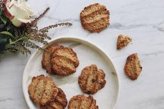 Eleanor Ozich's Recipe for Vegan Chocolate Chunk Cookies - Viva