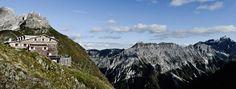 Unsere Innsbrucker Hütte am Habicht im Stubaital mit kostenloser Übernachtung
