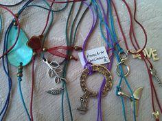 """#Colección2015 Colgantes """"Empatía"""". Consultas y Pedidos: provocarteconciencia@gmail.com Web: provocarteconciencia.com Blog: provocarteconciencia.blogspot.com.es"""