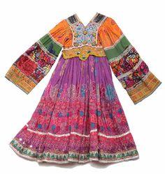 Traditional Kuchi dress, Afghan Interiors, Australia