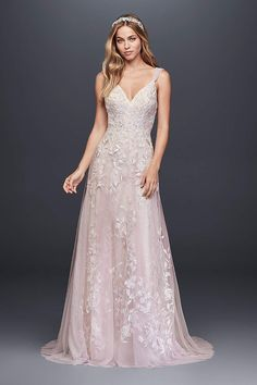 3d41ada2 Searching for stunning colorful wedding dresses? Find a plethora of  beautiful colored wedding gowns &