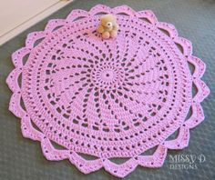 https://www.etsy.com/shop/MissyDDesigns http://www.ravelry.com/patterns/library/raspberry-sorbet-rug