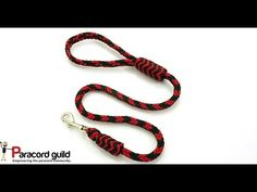 How to make Paracord Lanyard - YouTube