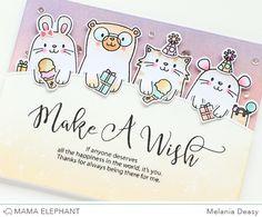 Mama Elephant Stamp Highlight Page Huggers