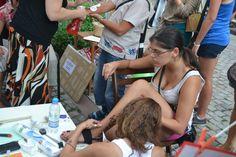 Арт крачета #ARABIS, #SofiaBreathes, #arabisworkshops, http://www.arabis-bg.org