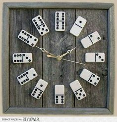Картинка с тегом «clock, diy, and domino»