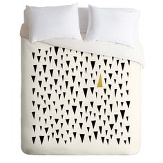 Elisabeth Fredriksson Dare Duvet Cover | DENY Designs Home Accessories
