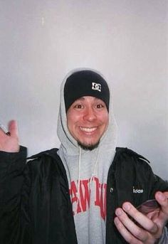 Hahaha!! :Mike Shinoda - Linkin Park