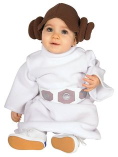 Princess Leia Baby Costume | Infant & Toddler Star Wars Costumes