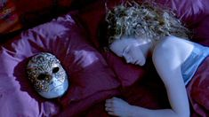 """Niles looks back at the ultimate anti-summer movie with an in-depth analysis of Stanley Kubrick's sexual drama """"Eyes Wide Shut,"""" released 15 years ago today. Stanley Kubrick, Cinema Movies, Film Movie, Eyes Wide Shut, Movie Shots, Alternative Movie Posters, Face Framing, Film Aesthetic, Nicole Kidman"""