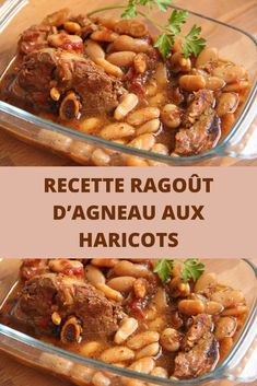 Lamb Stew with Beans Recipe - Page 2 - All Recipe .-Recette Ragoût d'agneau aux haricots – Page 2 – Toutes Recettes Lamb Stew with Beans Recipe – Page 2 – All Recipes Lamb Stew with Beans Recipe – Page 2 – All Recipes - Feijoada Recipe, Lamb Stew, Good Food, Yummy Food, My Best Recipe, Bean Recipes, Food And Drink, Beef, Dishes