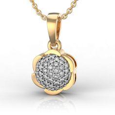 Best Online Diamond Jewellery store in India. Gold Pendant, Pendant Necklace, Diamonds And Gold, Pocket Watch, Diamond Jewelry, Jewelry Collection, Pendants, Random, Stuff To Buy