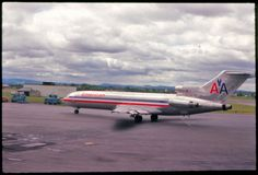AA Boeing 727, Pittsburgh PA - 1979