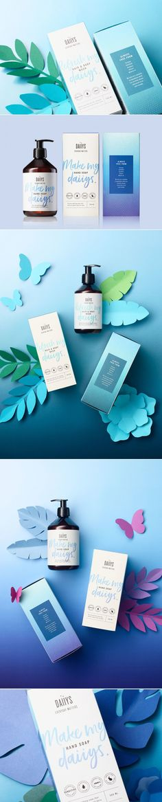 Minimalism Is Key With Daiiys' New Products — The Dieline | Packaging & Branding Design & Innovation News