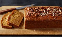 Sweet Potato Bread w/caramel - Breakfast Revolution: Meet the Pumpkin Spice Alternative We Can't Stop Making | Epicurious.com