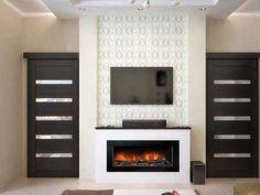 Картинки по запросу электрический камин в интерьере Interior Design, Interiors, Home Decor, Beauty, Interior Designing, House, Nest Design, Decoration Home, Home Interior Design