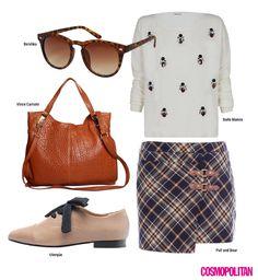 Si quieres mostrar una actitud desenfadada y súper stylish a la vez, ¡este es el outfit perfecto para ti!