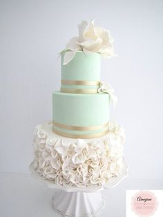 Tartas de boda -