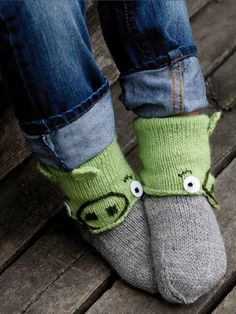 Nordic Yarns and Design since 1928 Angry Birds, Have Some Fun, Knitting Socks, Ipa, Leg Warmers, Fingerless Gloves, Free Pattern, Yarns, Knits